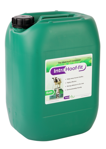 Intra Hoof-fit bath